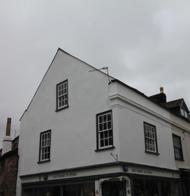 94 High Street, Totnes, TQ9 5SN, 1 Bedroom Bedrooms, ,Rental,Rental,94 High Street ,1084